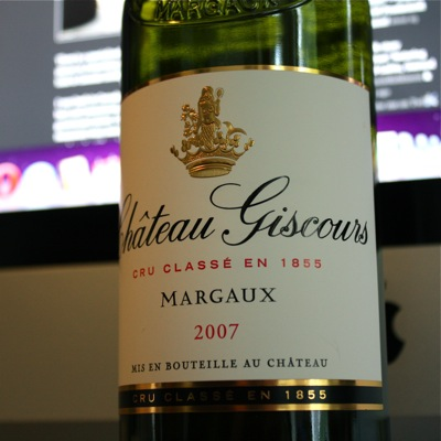 Chteau Giscours 2007