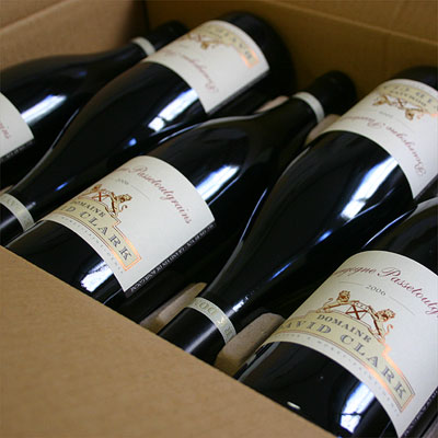 David Clark Bourgogne Passetoutgrains 2006