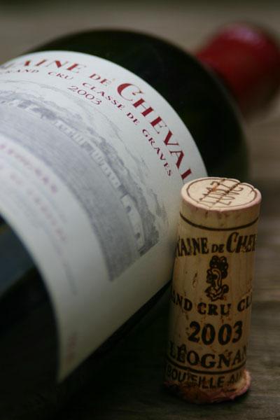 Domaine de Chevalier 2003 Pessac-Leognan