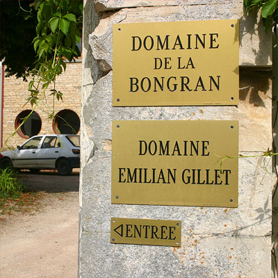 Jean Thévenet - Domaine de la Bongran
