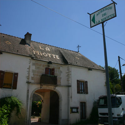 Auberge de la Miotte Ladoix-Serrigny
