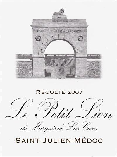 Le Petit Lion du Marquis de Las Cases