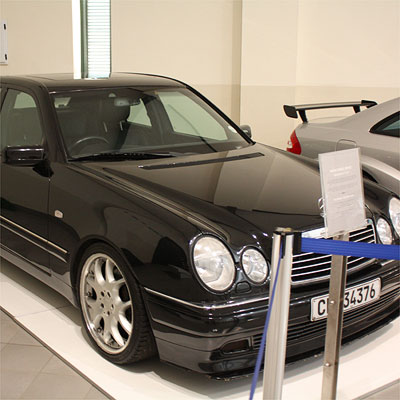 Mercedes-Benz Brabus E V12