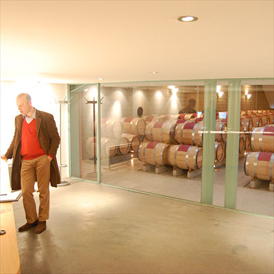 Tasting the 2009's from Chateau Saint-Pierre and Chateau Gloria