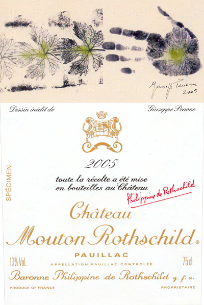 Château Mouton Rothschild 2005