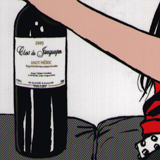 Clos du Jaugueyron on the Real Wine Guide (detail)